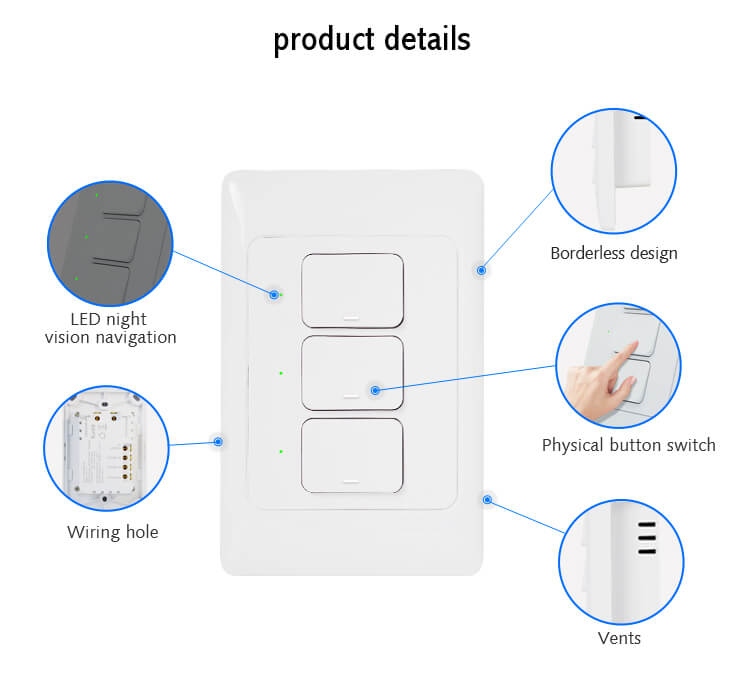 smart electrical switch