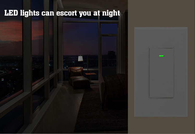 Alexa controlled light switch