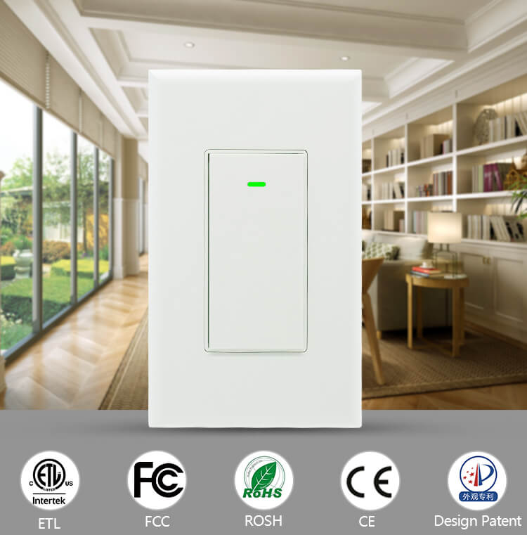 smart wifi light switch